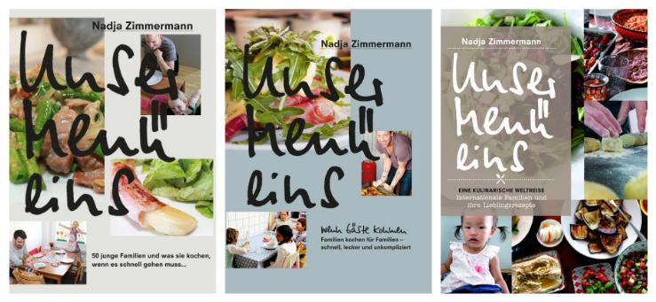 Unser Menü eins – Kochbuch