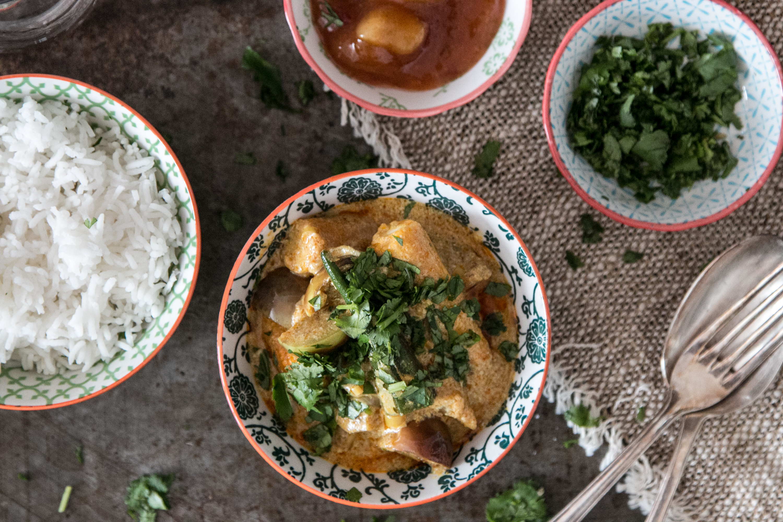 Green Curry, Alltagsrezept, Rezept