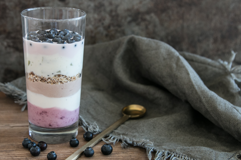 Globis grosses Frühstücksbuch, Regenbogen-Joghurt, Frühstück, Kinderkochbuch