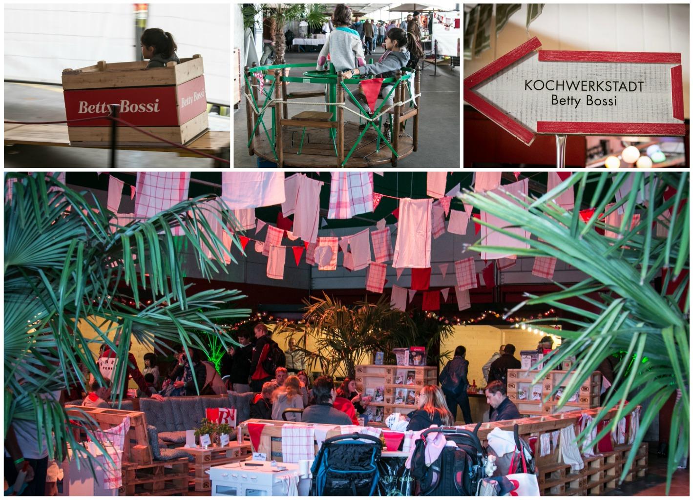 Betty Bossi Kochwerkstadt, Engros Markt, Food Zurich