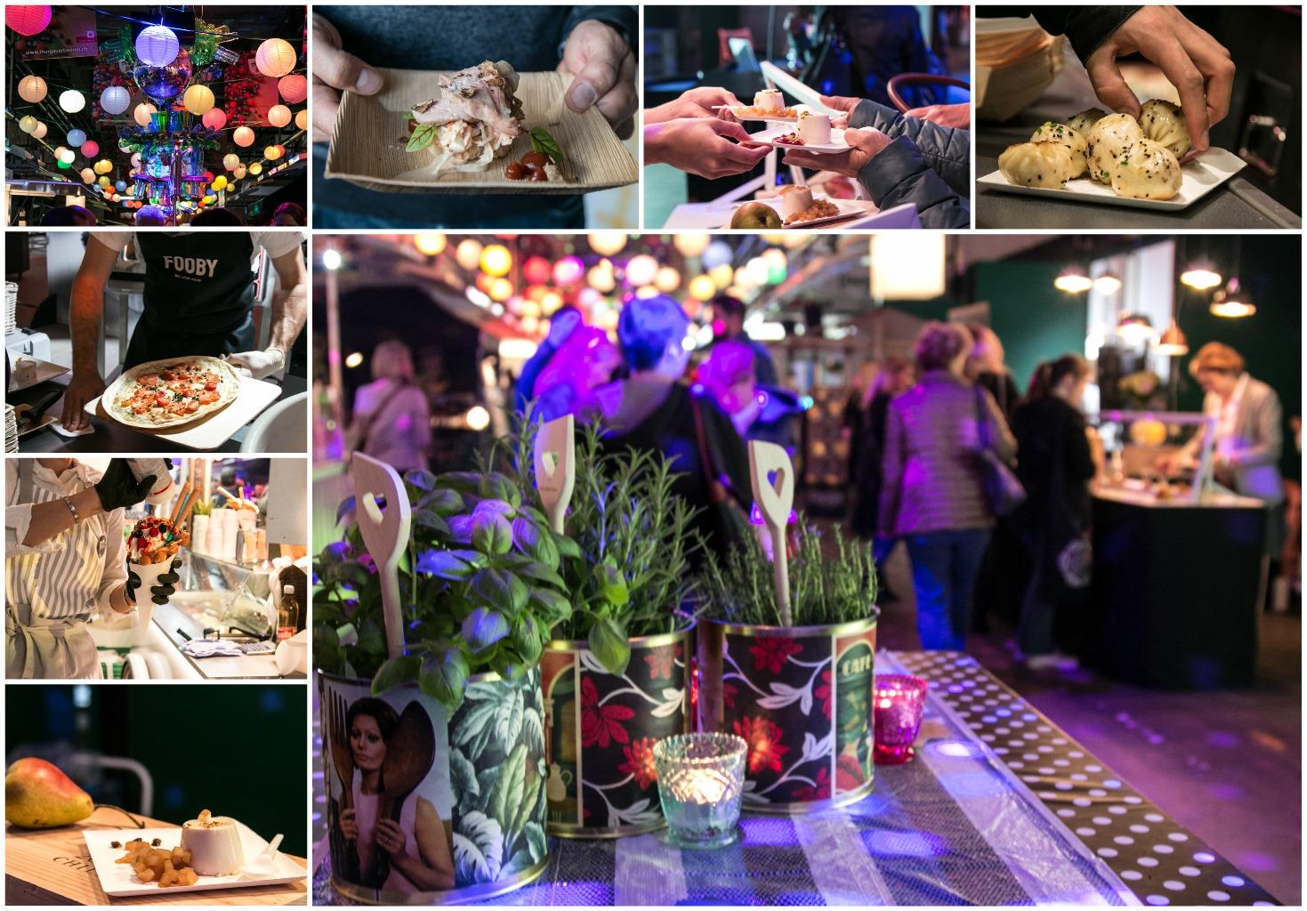 Food Zurich, Engros Markt, Food Zurich Fooby Party