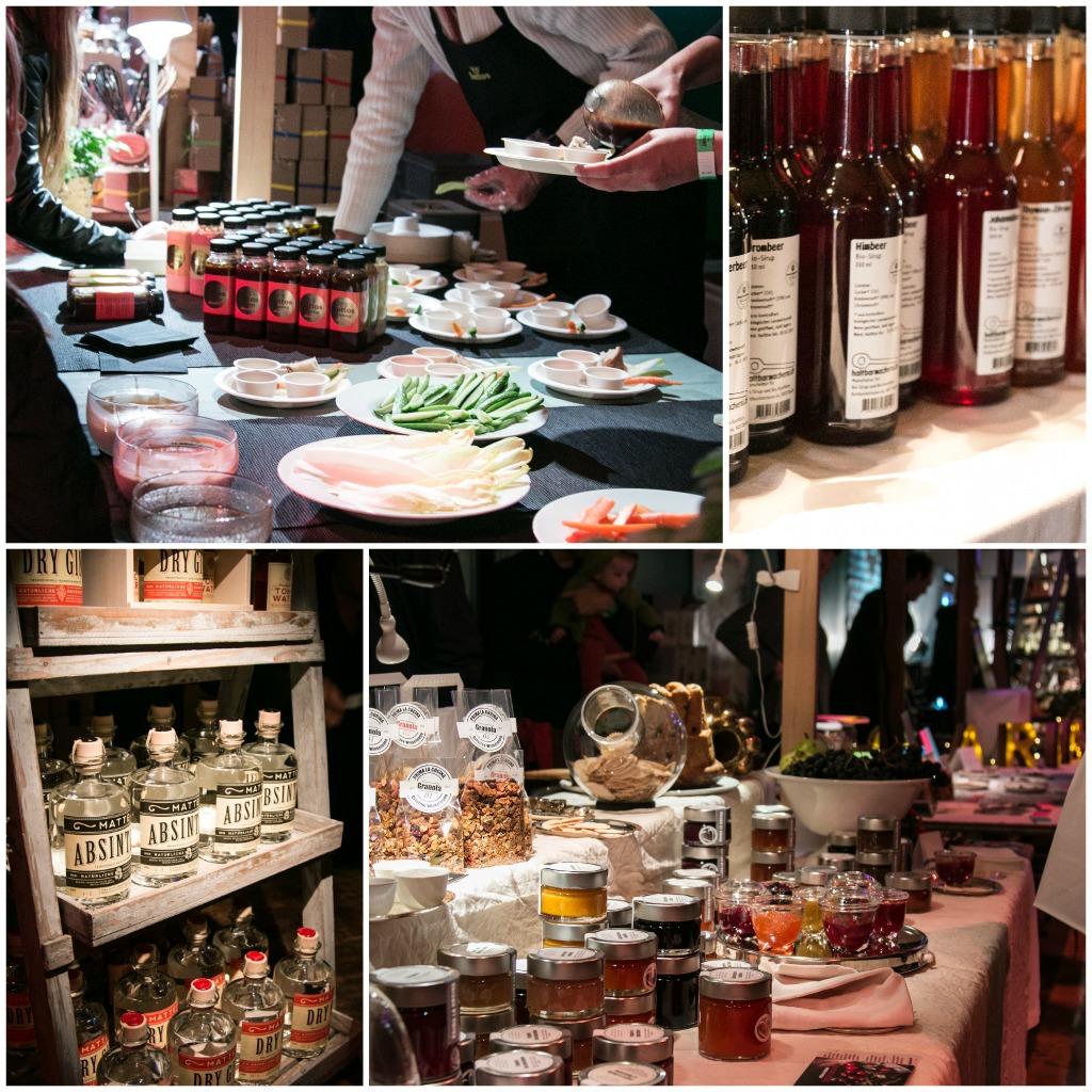 Engros Markt, Food Zurich, lokale Kleinproduzenten