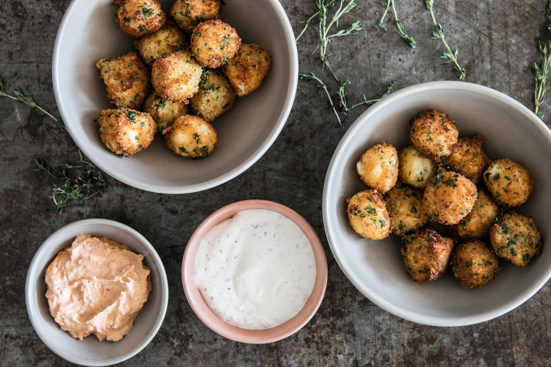 Mozzarella Bällchen, Kindermenü, Apéro, einfache Rezepte