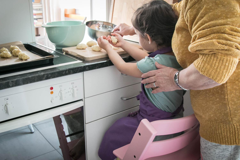 Tripp Trapp, Kinderkochen, Kinderrezepte, Familienküche, Stokke