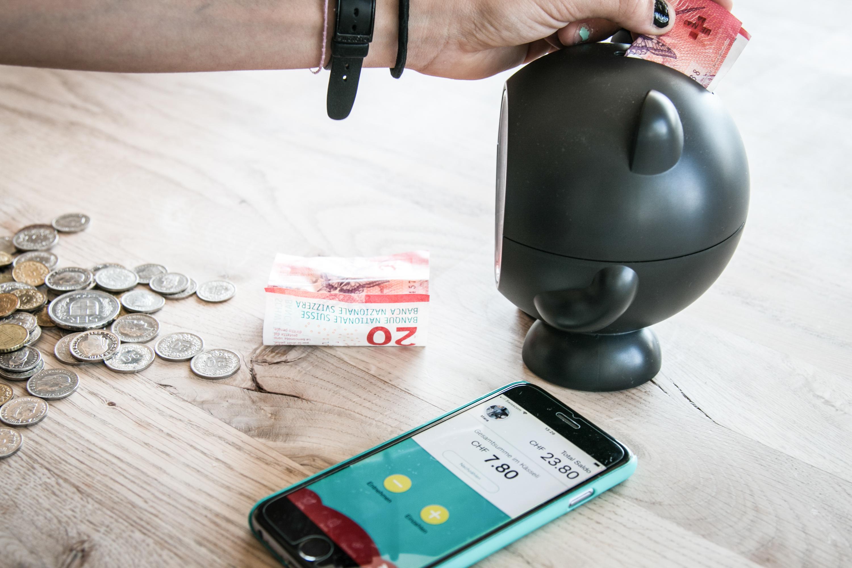Credit Suisse, Digipigi, Wie Kinder Geld sparen