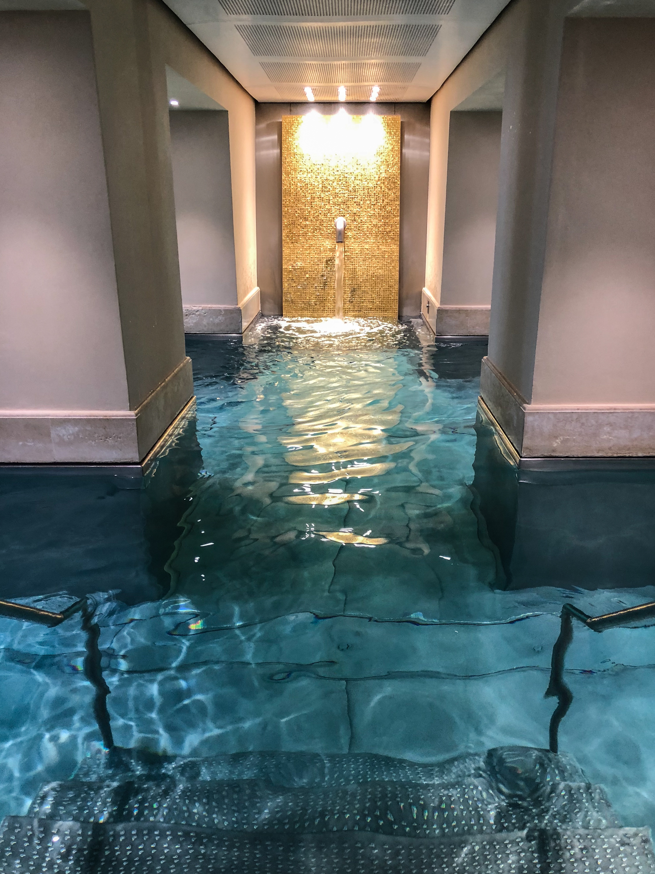 Limmathof Baden, Spa Review