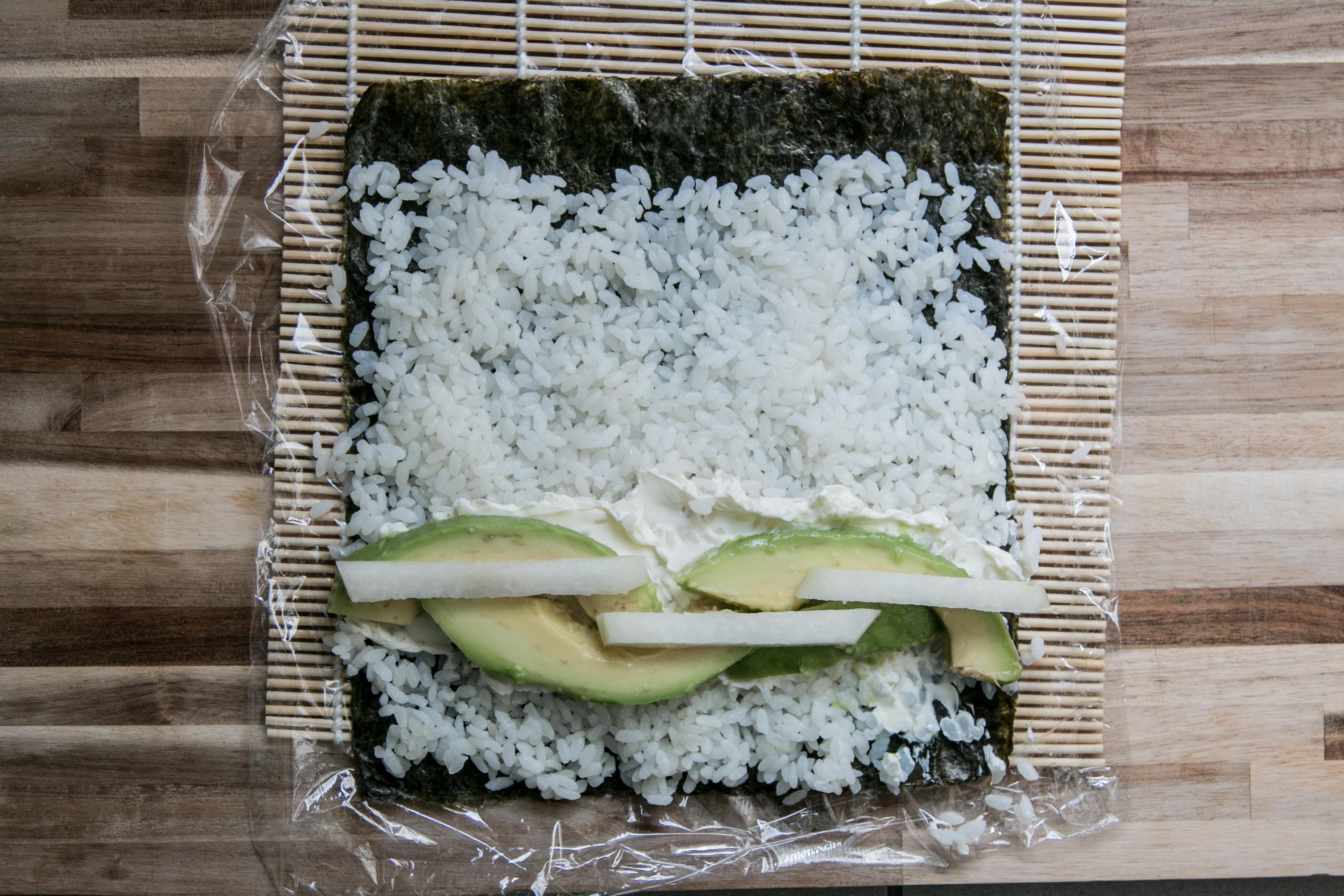 Sushi selbstgemacht Anleitung