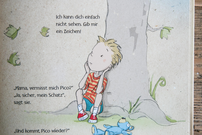 Kinderbuch über den Tod