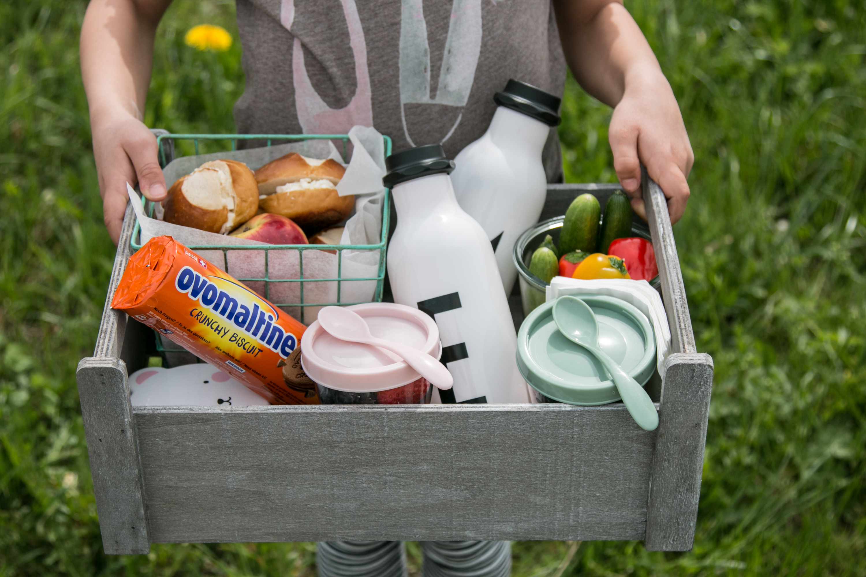 Autosnacks oder Picknick