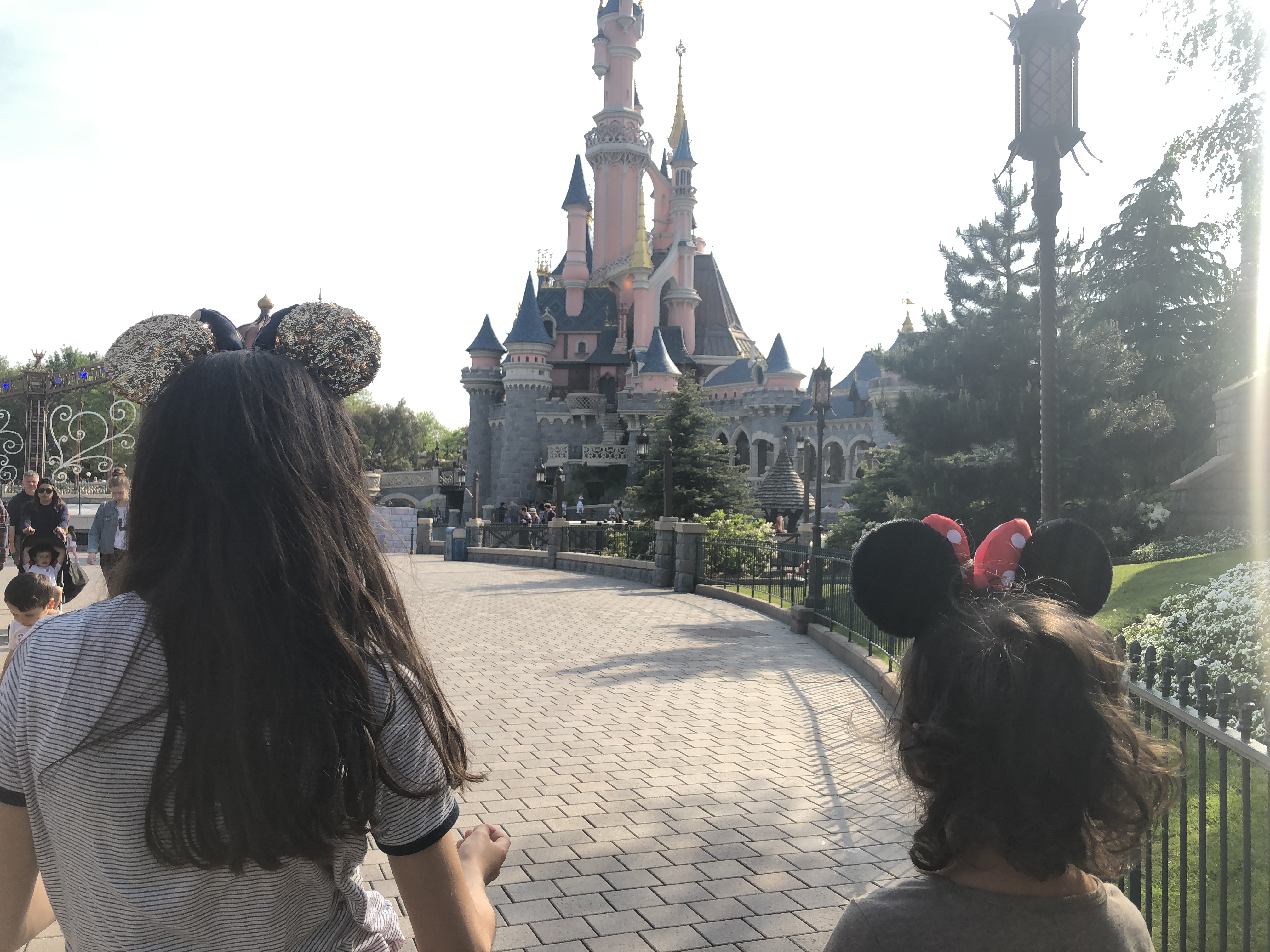 Disneyland Paris Disneyschloss