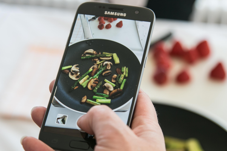Workshop Food Zurich Gemüse Samsung