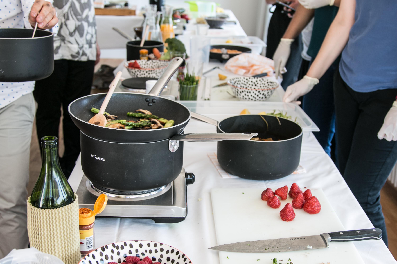 Food Zurich Workshop Schweizer Gesundheitstage