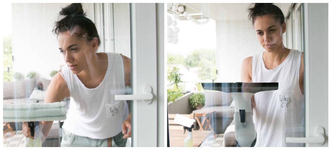 Kärcher Akku-Fenstersauger WV 5 Premium