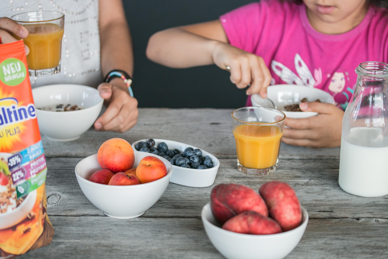 Kinderfrühstück Ovomaltine Plus