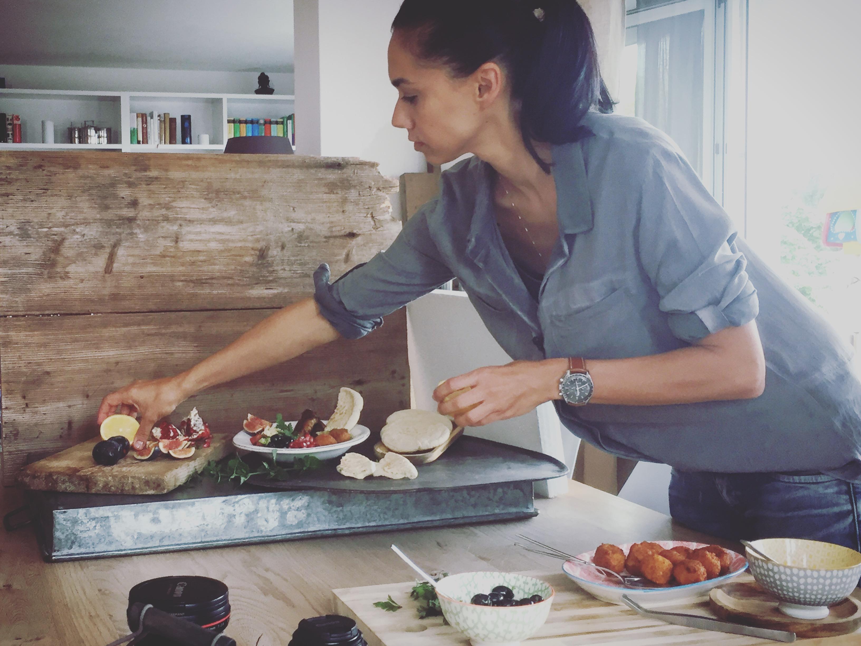 Making Of Foodblog