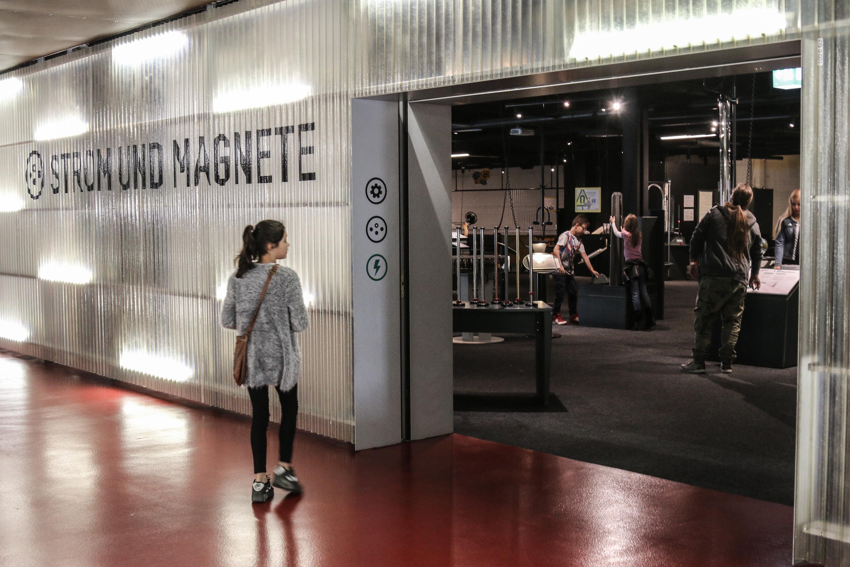 Strom und Magnete - LouMalou.ch Technorama Winterthur