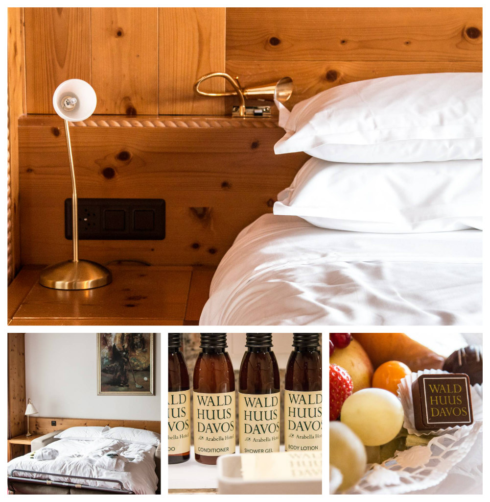 Hotel Arabella Waldhuus Davos - Hoteltest LouMalou