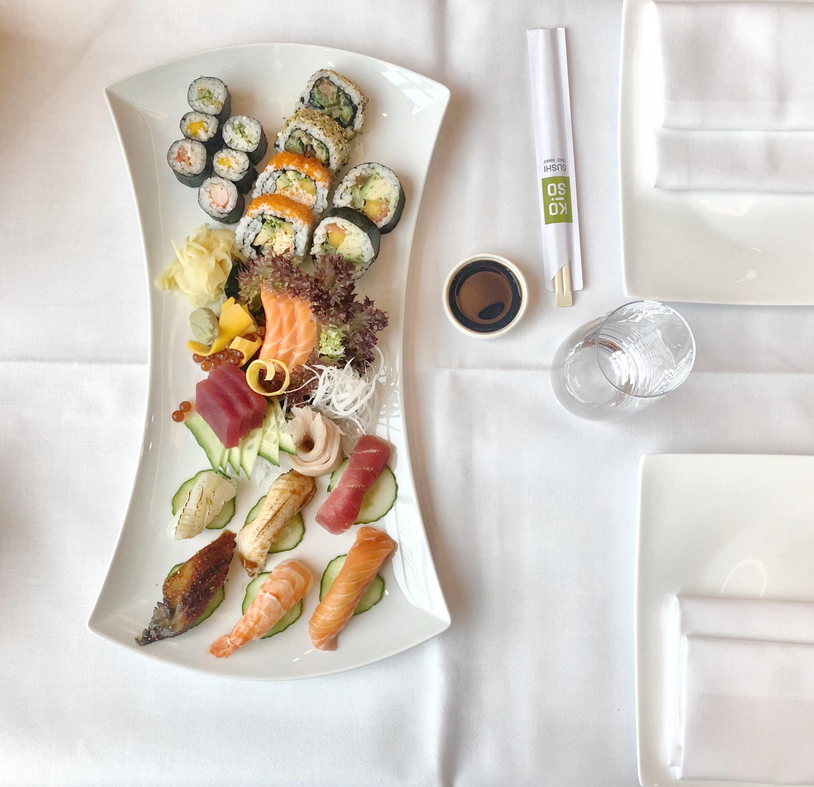 Sushi Take Away Koiso Bad Ragaz