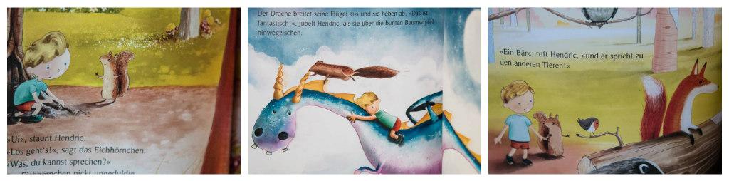 Farbenfroh das Buch