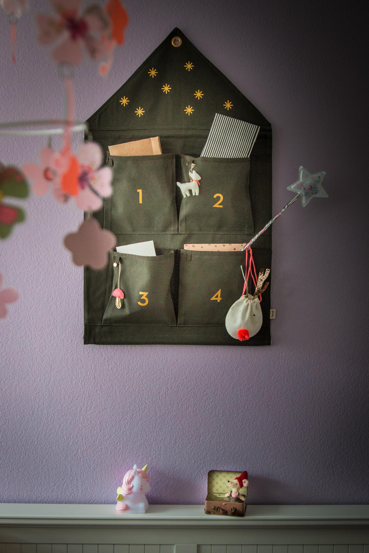 Adventskalender für 4 Geschenke