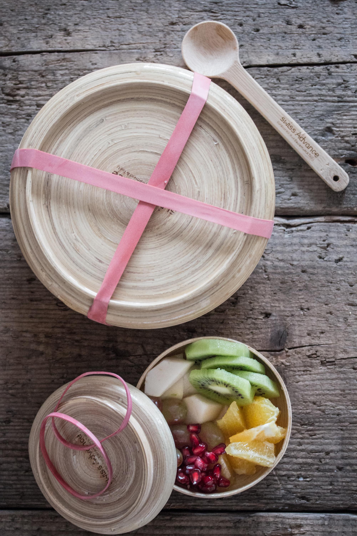 Bambus Geschirr von swiss Advance