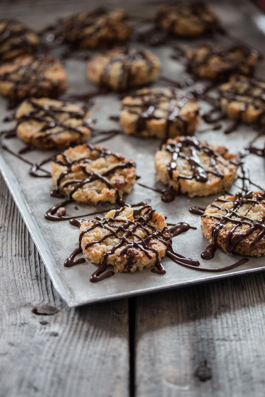 Cookies mit Hirse und Apfel-68