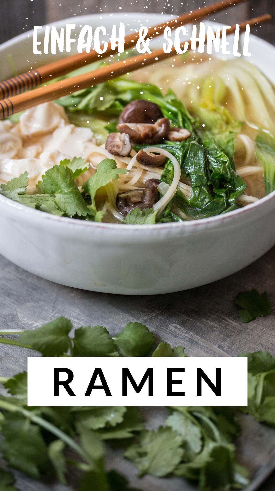 Ramen Rezept