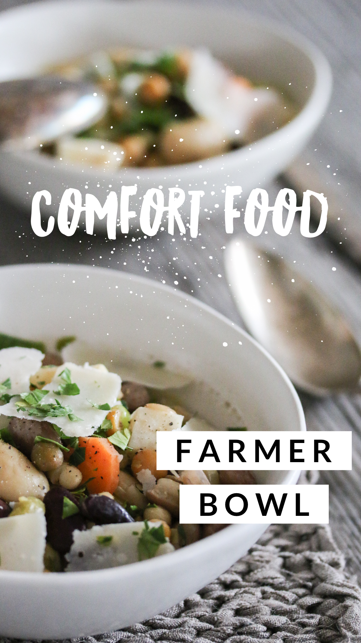 Comfort Food Farmer Bowl Rezept