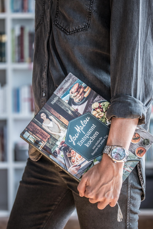 Entspannt kochen Kochbuch LouMalou