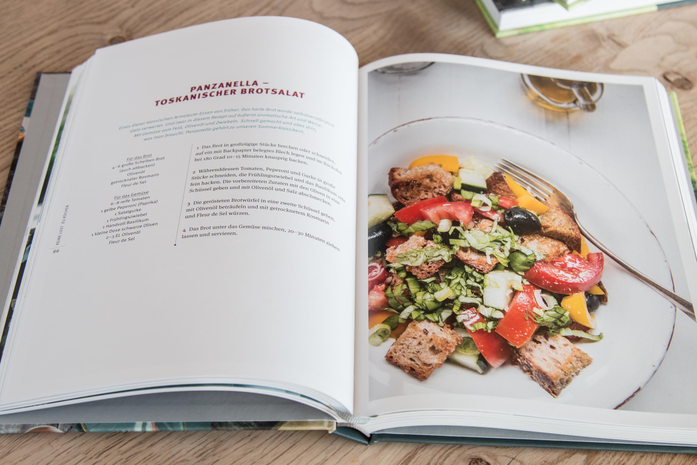 Entspannt kochen LouMalou Kochbuch