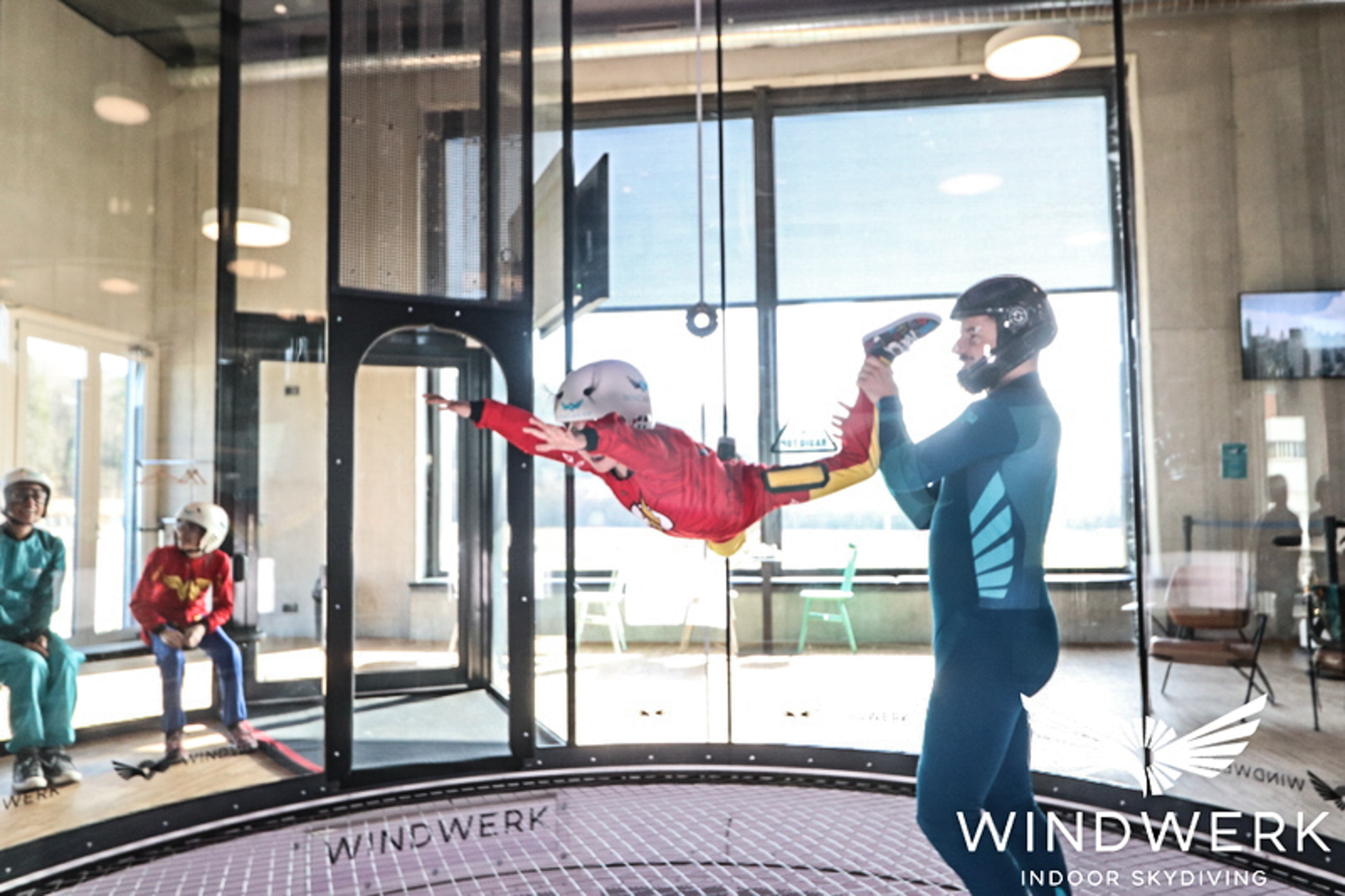 Windwerk Winterthur Bodyflying