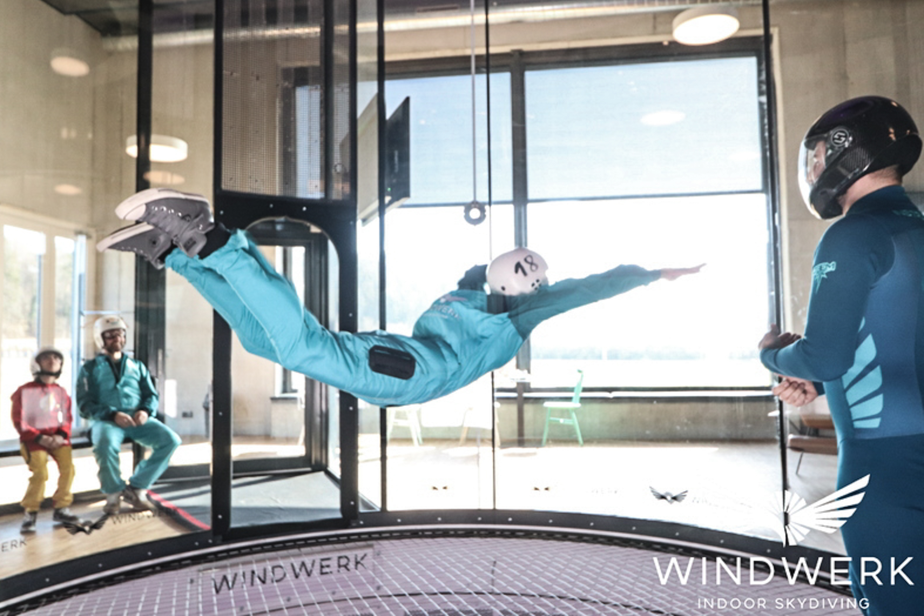 Windwerk Winterthur fliegen
