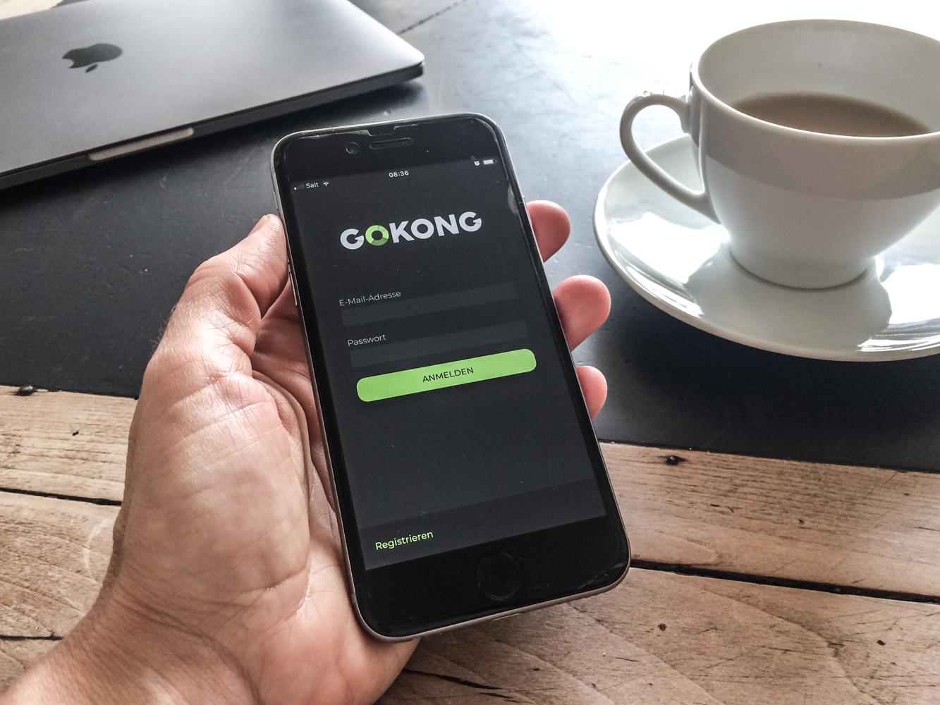 Gokong Finanz App Test