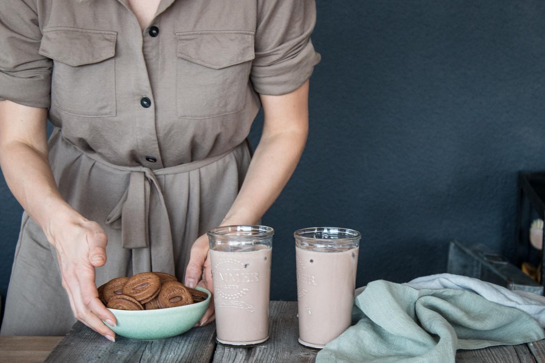 Ovomaltine Crunchy Shake Rezept