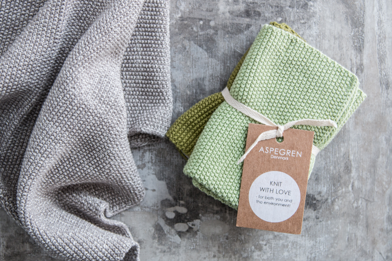 Spüllappen nachhaltige Küche