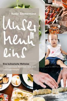Unser Menü eins Nadja Zimmermann Kochbuch