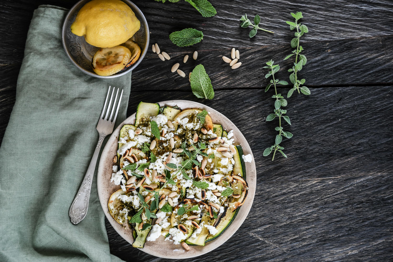 Zucchini und Zucchiniblüten cover image