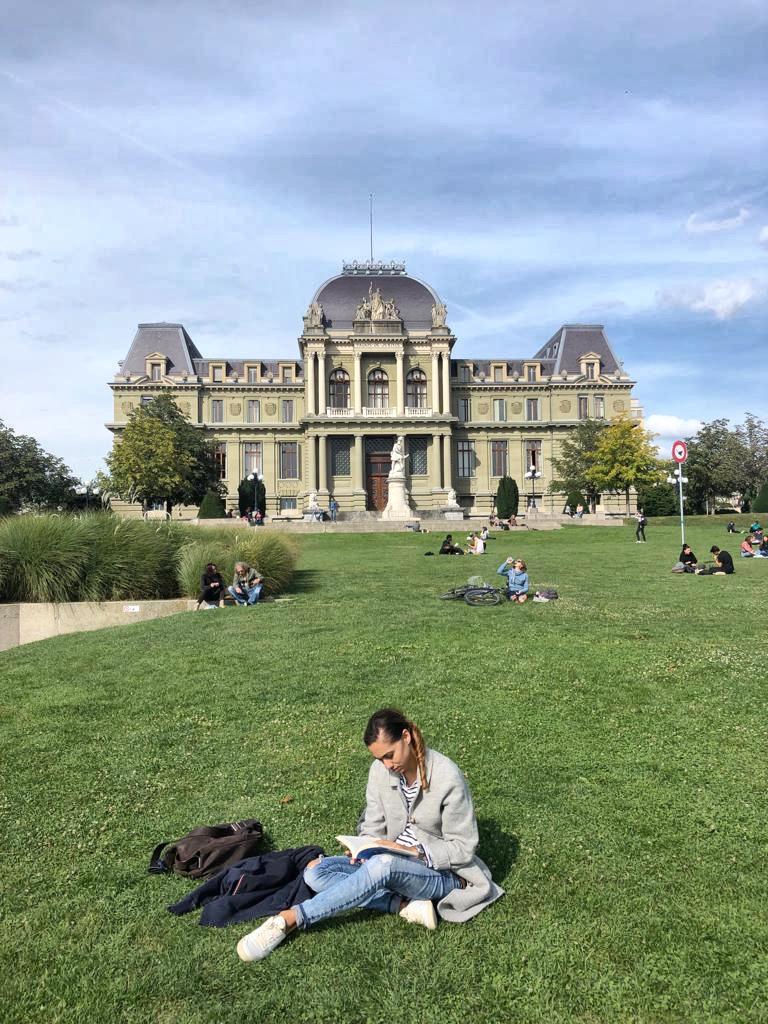 Taste my Swiss City Tour Lausanne