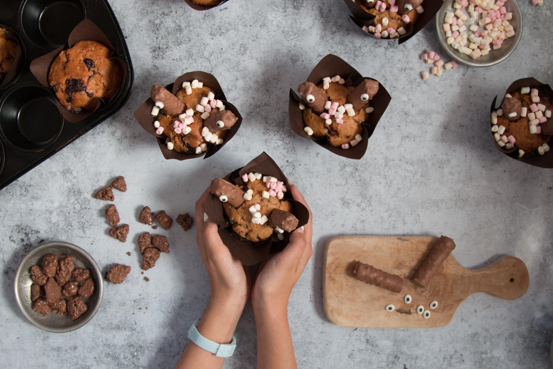 Schokoladen Muffins Rezept