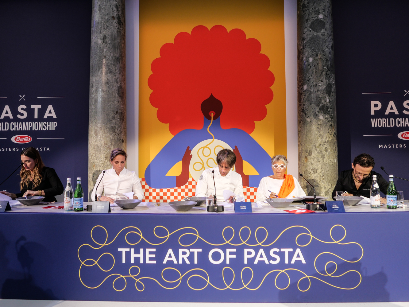 Paris Barilla World Championship