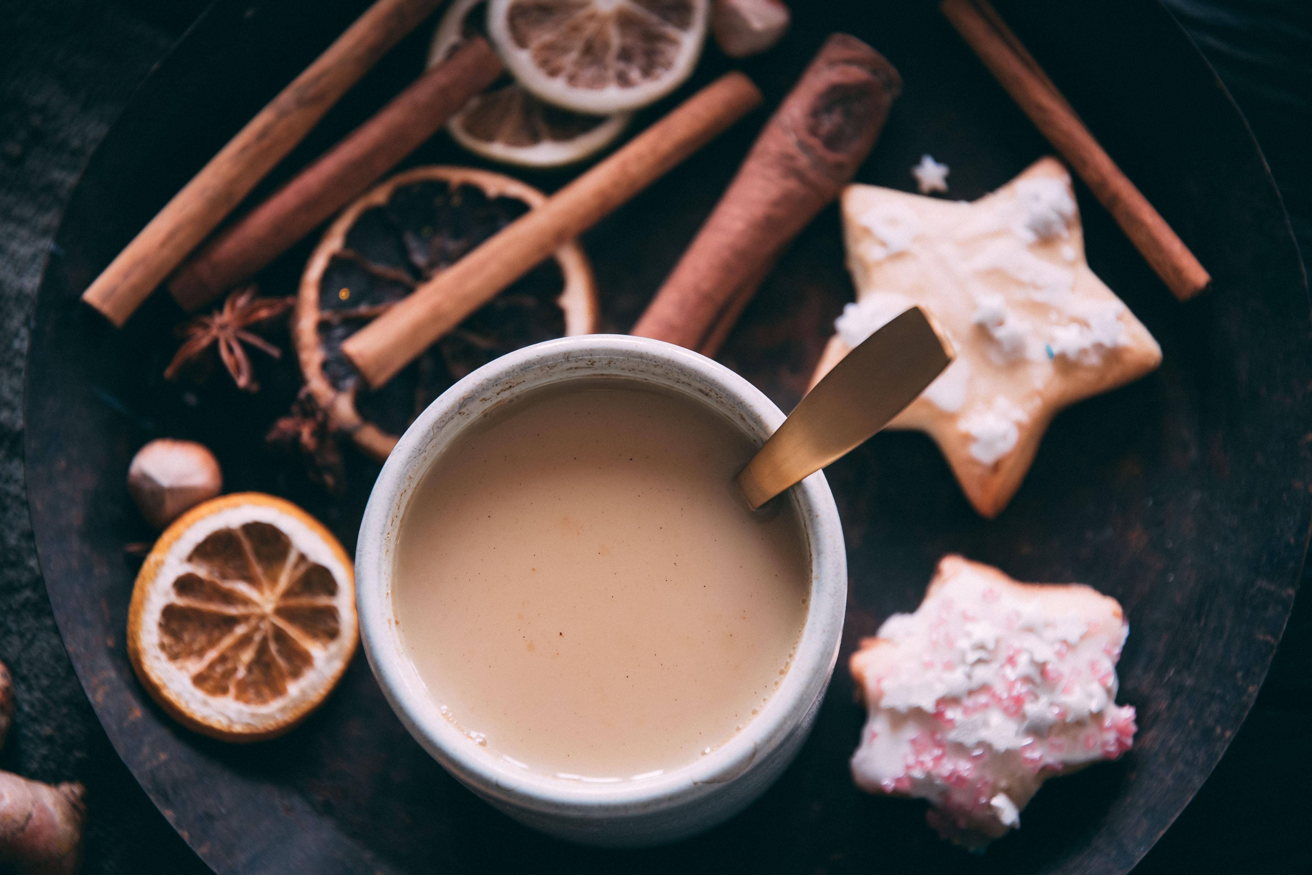 Kurkuma Chai Latte