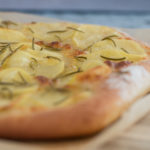 Weisse Pizza Rezept