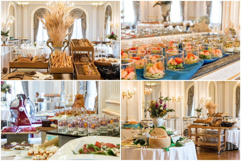Grand Hotel du Lac Vevey Brunch