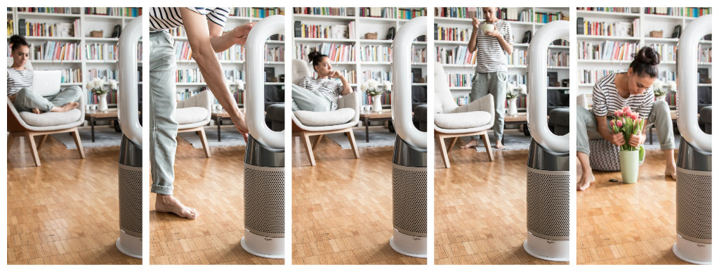 Dyson Pure Hot and Cool Luftreiniger