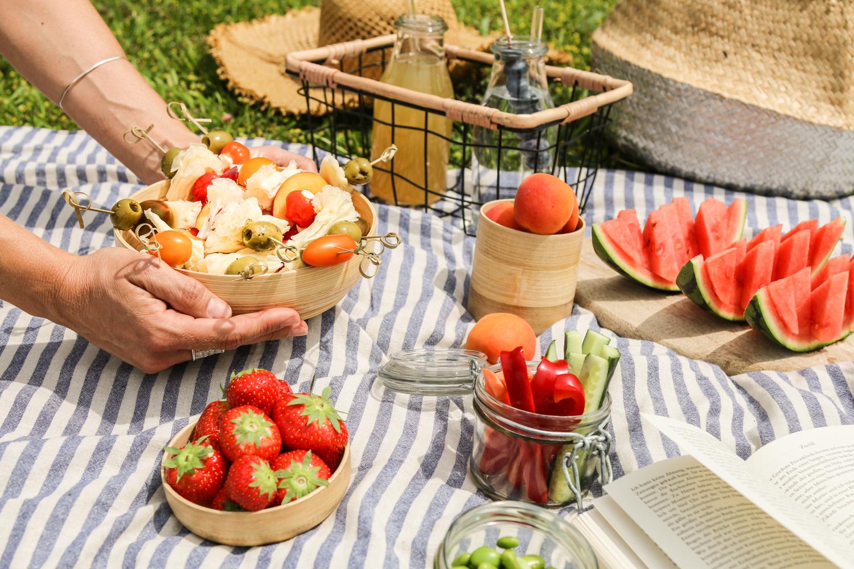 Picknick und Apéro Idee mit Tête de Moine