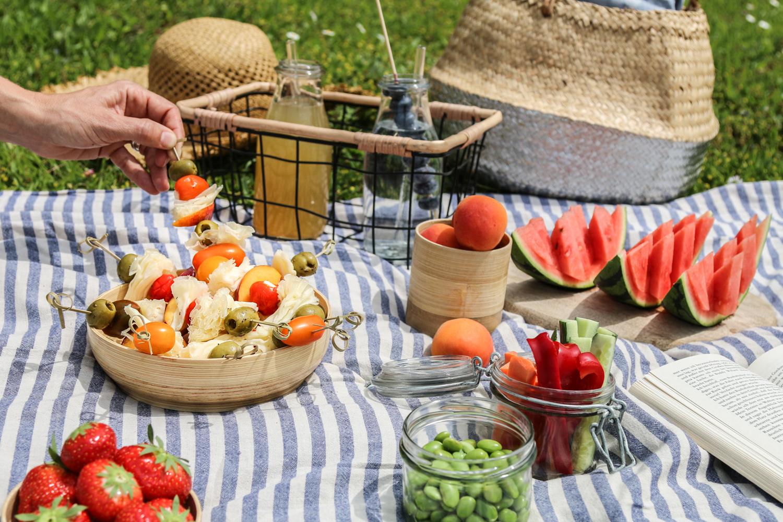 Picknick Ideen - Loumalou