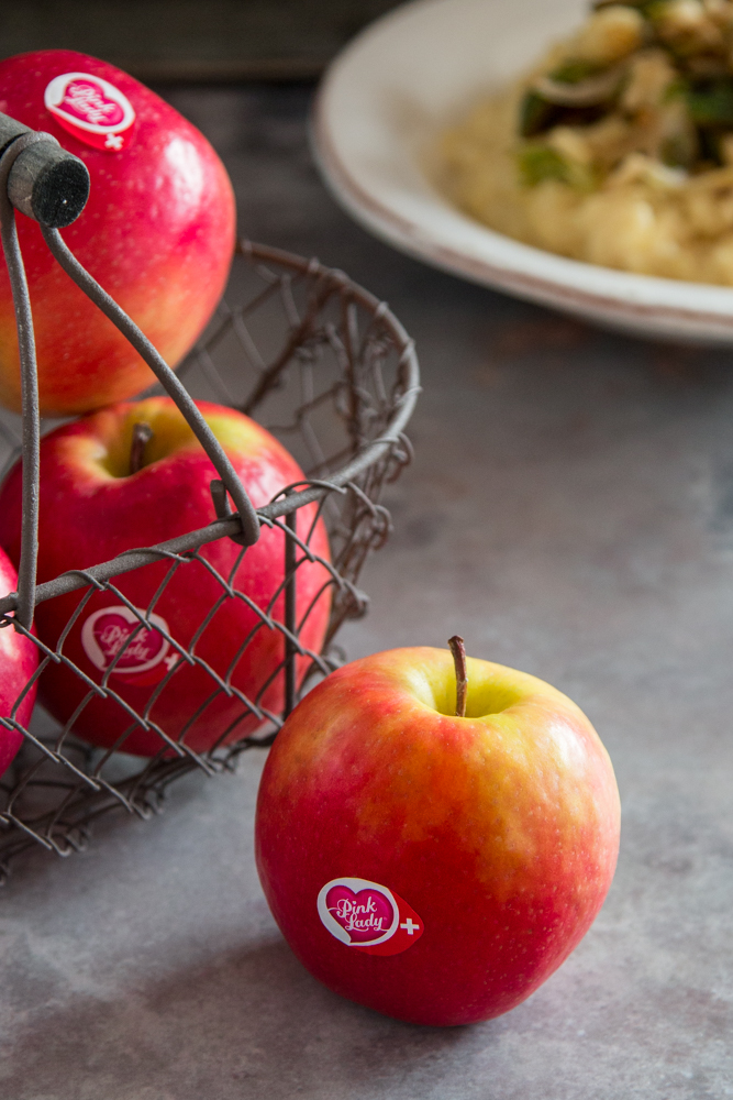 Pink Lady Apfel